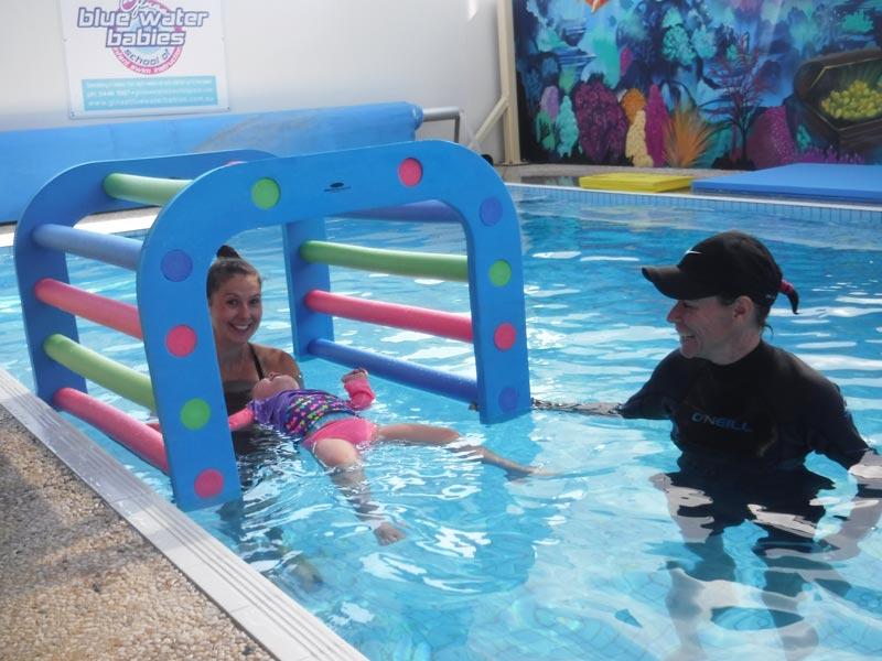 Swimming Instructor Paula