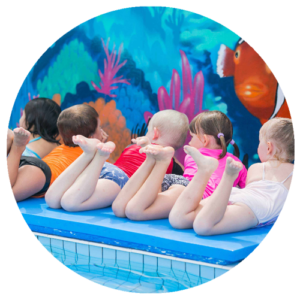 Ginas Blue Water Babies Group Swim Lessons